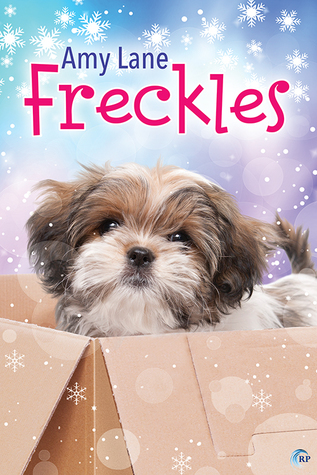 {Countdown to Christmas} with Amy Lane, author of Freckles