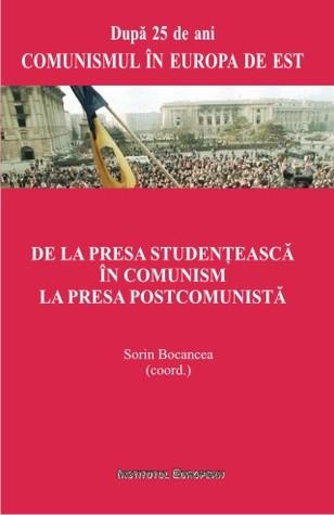 De la presa studențească în comunism la presa postcomunistă