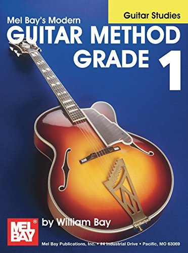 Modern Guitar Method Grade 1, Guitar Studies
