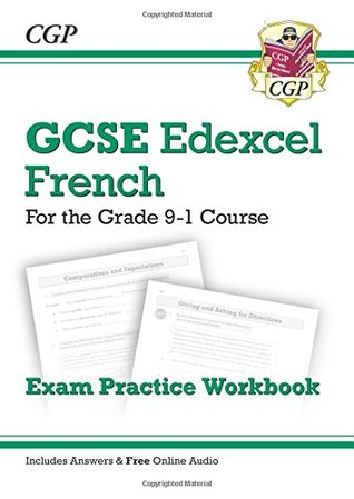 New GCSE French Edexcel Exam Practice Workbook - for the Grade 9-1 Course