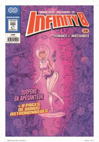 Romance et macchabées (Infinity 8, #3)