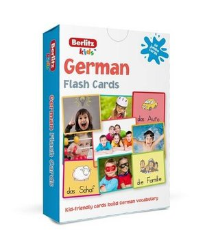 Berlitz Language: German Flash Cards
