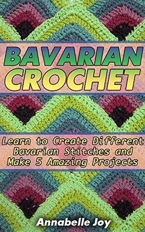 Barvarian Crochet Learn To Create Different Barvarian Stitches And
