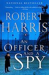 Book cover for An Officer and a Spy