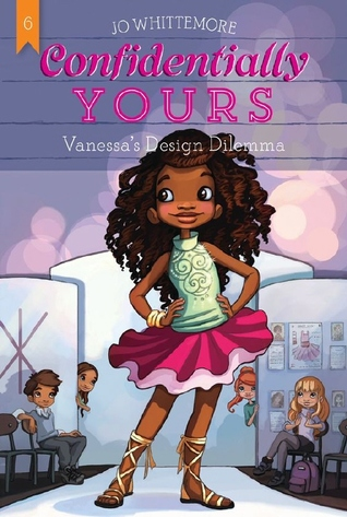 Vanessa's Design Dilemma (Confidentially Yours, #6)
