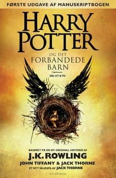 Harry Potter og det Forbandede Barn (Harry Potter, #8)