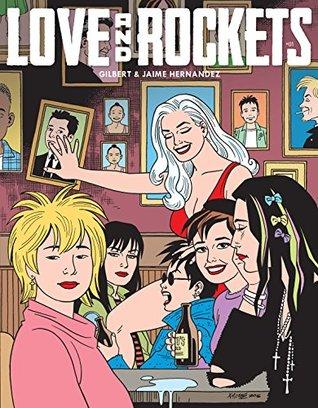 Love & Rockets Vol. IV #1 (Love & Rockets Vol. 4)