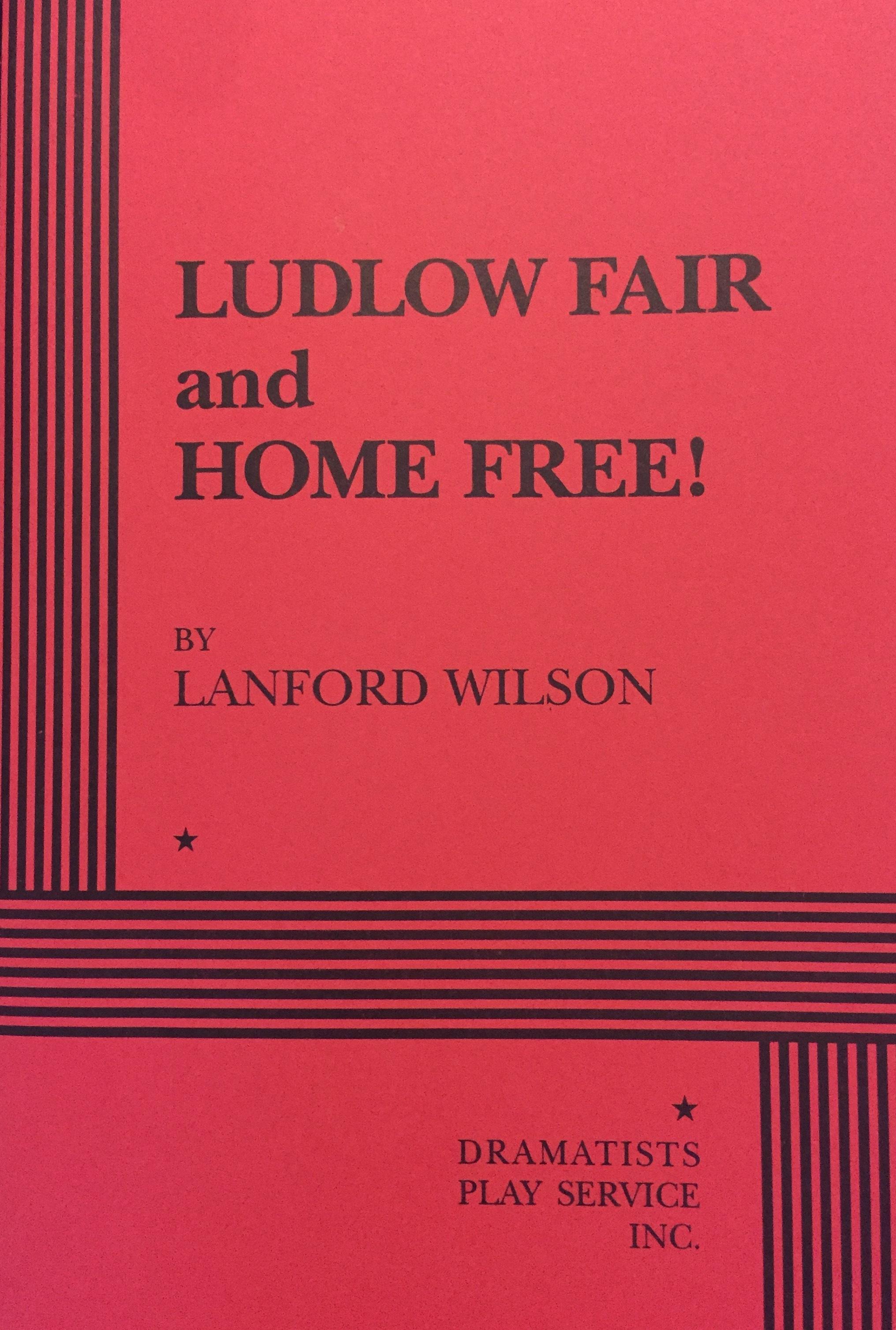 Ludlow Fair & Home Free