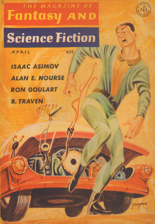 The Magazine of Fantasy and Science Fiction, April 1964 (The Magazine of Fantasy & Science Fiction, #155)