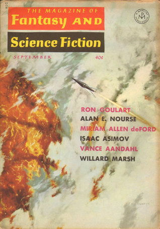 The Magazine of Fantasy and Science Fiction, September 1964 (The Magazine of Fantasy & Science Fiction, #160)