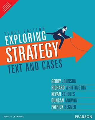 Exploring Strategy: Text And Cased, 9Th Edn
