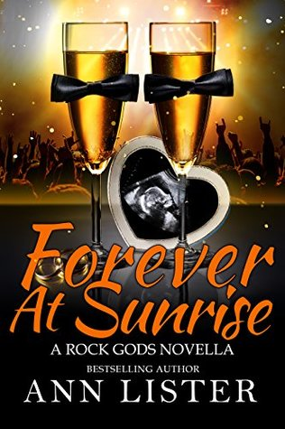 Book Review: Forever at Sunrise (The Rock Gods - Book 8) by Ann Lister