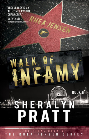 Walk of Infamy(Rhea Jensen 6) (ePUB)