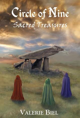 Circle of Nine: Sacred Treasures (Circle of Nine Series Book 3)