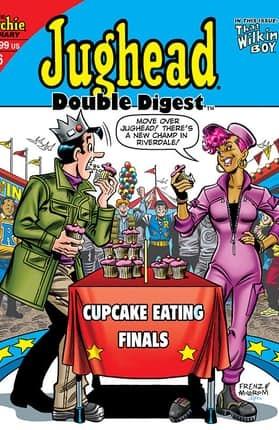Jughead Double Digest Magazine #176