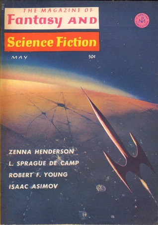The Magazine of Fantasy and Science Fiction, May 1965 (The Magazine of Fantasy & Science Fiction, #168)