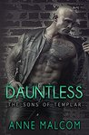 Dauntless (Sons of Templar MC, #5)
