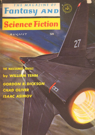 The Magazine of Fantasy and Science Fiction, August 1965 (The Magazine of Fantasy & Science Fiction, #171)