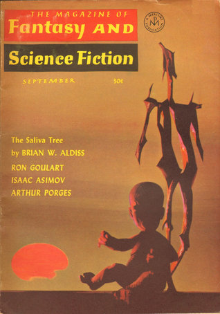 The Magazine of Fantasy and Science Fiction, September 1965 (The Magazine of Fantasy & Science Fiction, #172)