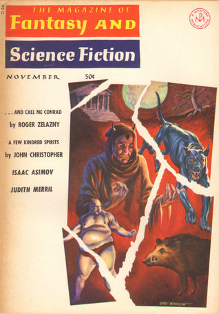 The Magazine of Fantasy and Science Fiction, November 1965 (The Magazine of Fantasy & Science Fiction, #174)