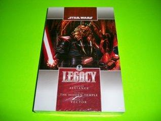 STAR WARS LEGACY VOL 4 5 & VECTOR VOL 2 SLIPCASED EDITION