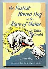 The Fastest Hound Dog in the State of Maine