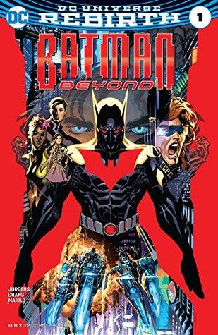 Batman Beyond (2016-) #1
