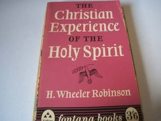 Christian Experience of Holy Spirit
