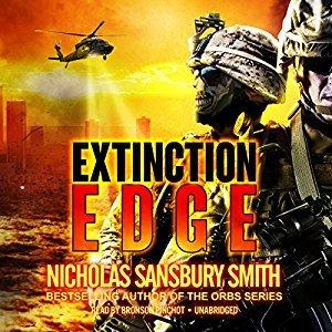 Extinction Edge (The Extinction Cycle, #2)