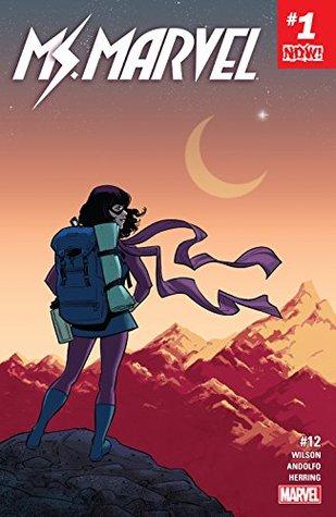 Ms. Marvel (2015-2019) #12