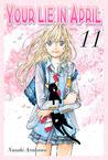 Your Lie in April #11 by Naoshi Arakawa