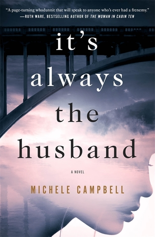 Image result for it's always the husband book