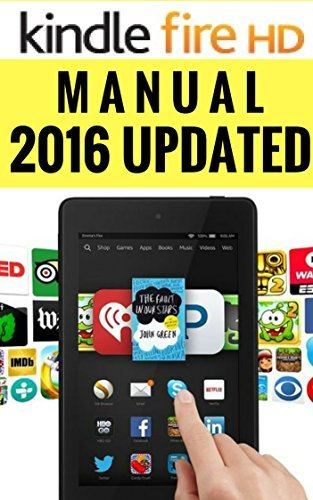 Kindle Fire HD User Manual : Newbie to Expert in 60 Mins (kindle fire,kindle fire hd 8,kindle fire manual,kindle fire manual user guide Book 4)