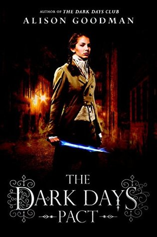 Image result for the dark days club series