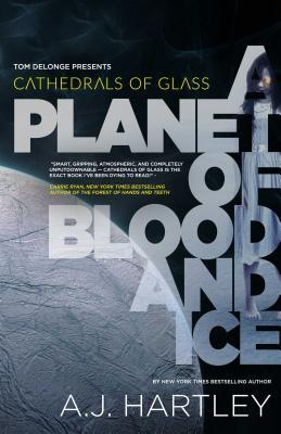 Cathedrals Of Glass A Planet Of Blood And Ice