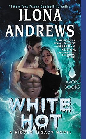 [Review] White Hot by Ilona Andrews