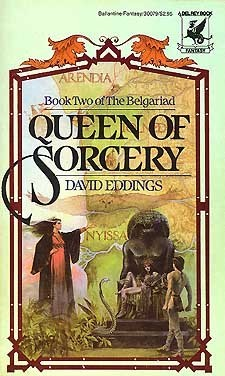 Queen of Sorcery (The Belgariad, #2)