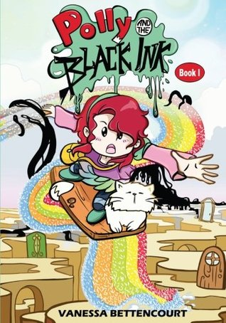 Polly and the Black Ink - Book I: A New Start