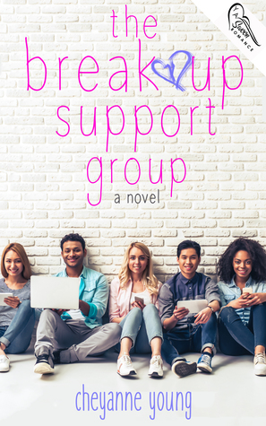 ARC: The Breakup Support Group by Cheyanne Young