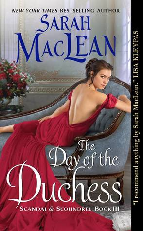 The Day of the Duchess(Scandal & Scoundrel 3)