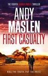 First Casualty (Gabriel Wolfe, #4)