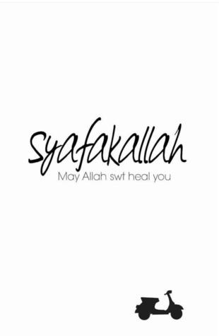 Syafakallah