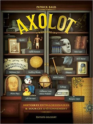 Axolot (Axolot, #3)