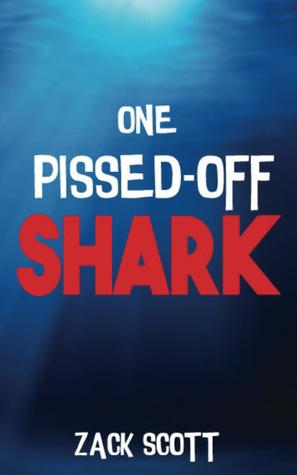 One Pissed Off Shark by Zack Scott