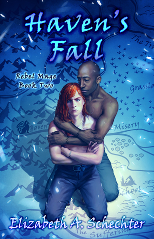 Haven's Fall by Elizabeth A. Schechter