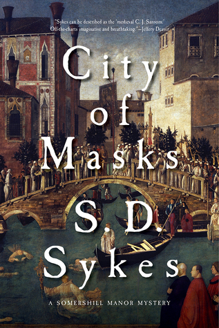 City of Masks(Somershill Manor Mystery 3)