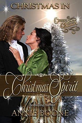 Christmas Spirit (Cutter's Creek #7.4)