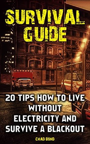 Survival Guide: 20 Tips How To Live Without Electricity And Survive A Blackout: (Home Defense, Economic Collapse, Bug out bag, Bushcraft, Prepping) (Survival Skills)