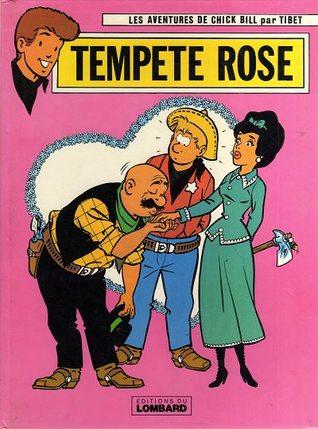 Tempête rose (Chick Bill, #25)