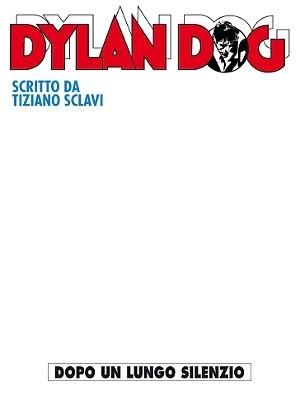 Dylan Dog n. 362: Dopo un lungo silenzio